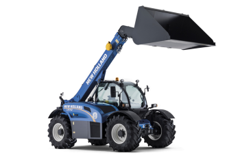 New Holland Hoflader